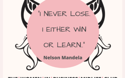 Win or Loose Nelson Mandela