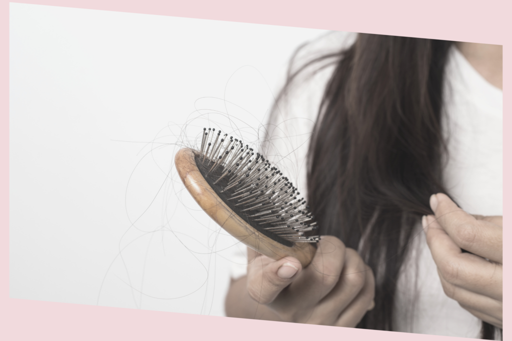 Hair Loss due to menopause