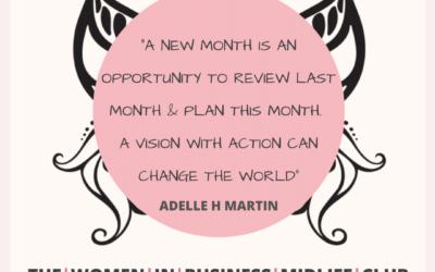 Monday Motivation New Month