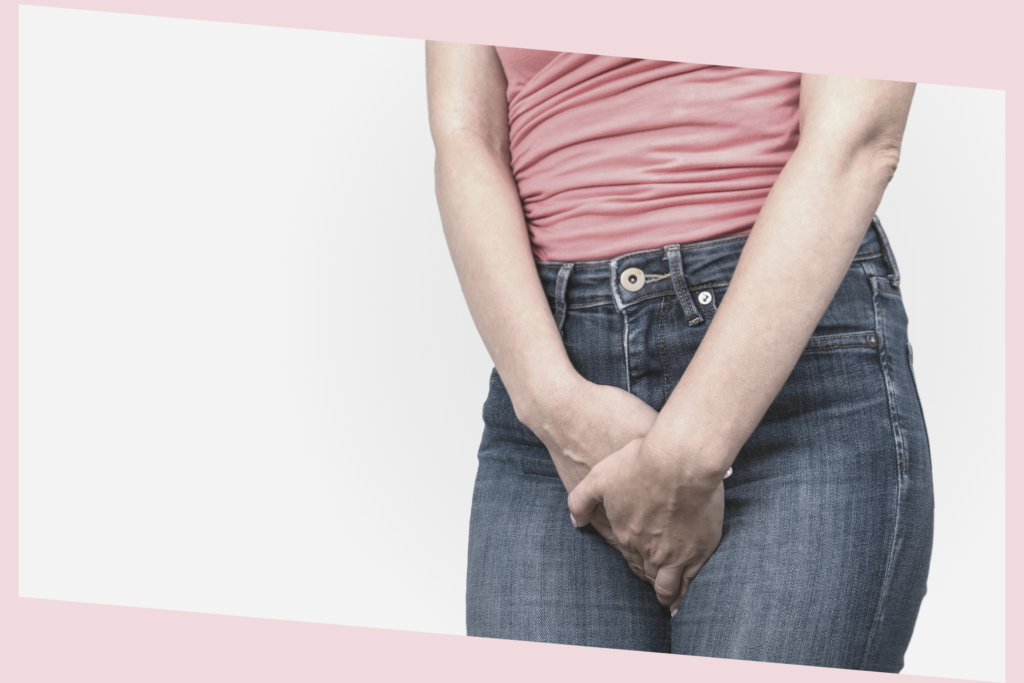 Stress incontinence and menopause